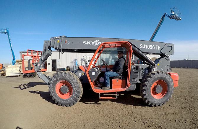 Forklift Rental Phoenix – Forklift Rental Company AZ